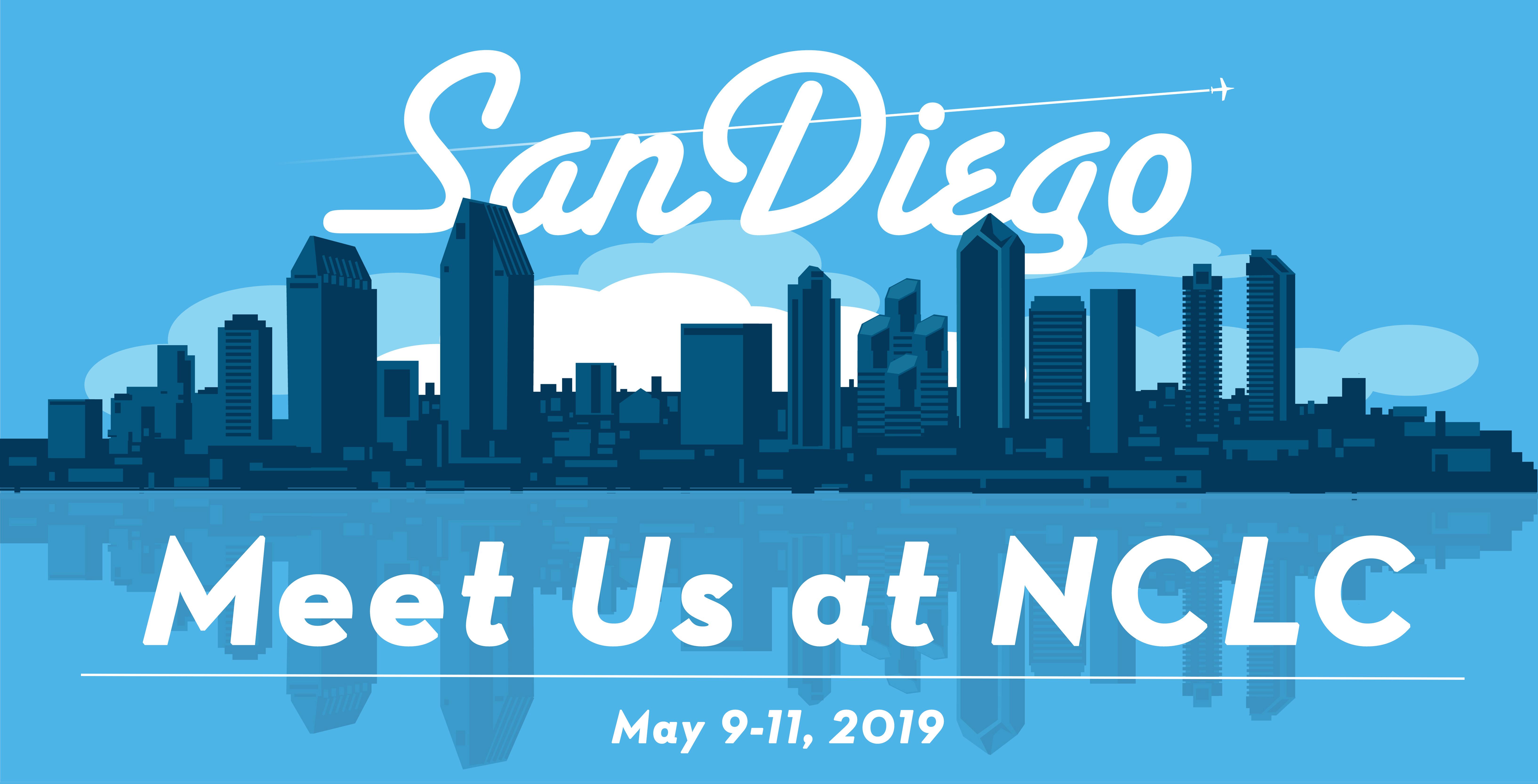 Meet Us at NCLC 2019