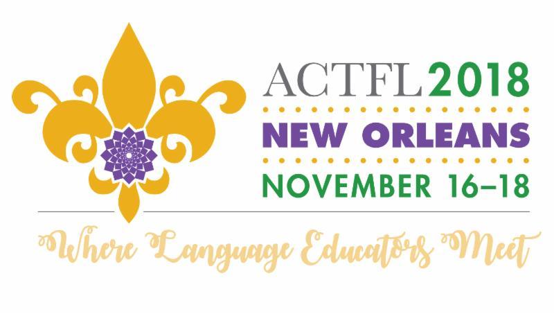 Meet Us At ACTFL 2018